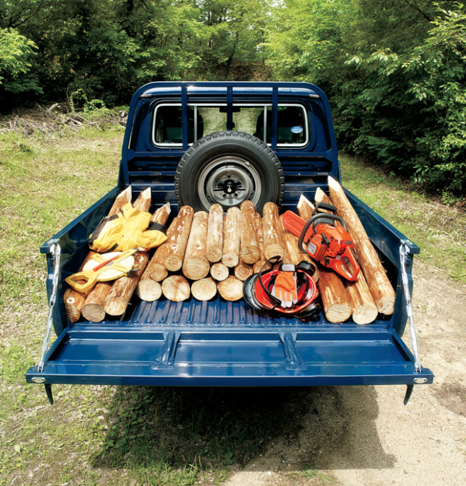 A basic 4x4 makes an excellent platform for a preppers truck