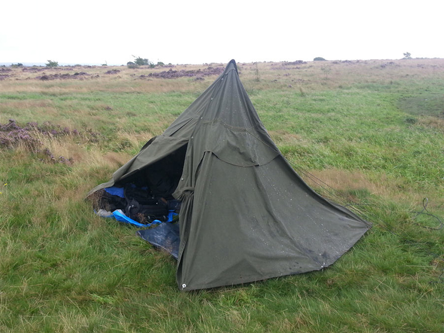 polish-teepee-tent-poncho-preppersshopuk-4 ...  sc 1 st  Preppers Shop UK & Latest Items: The Ex Military Teepee Tent | Preppers Shop UK Blog