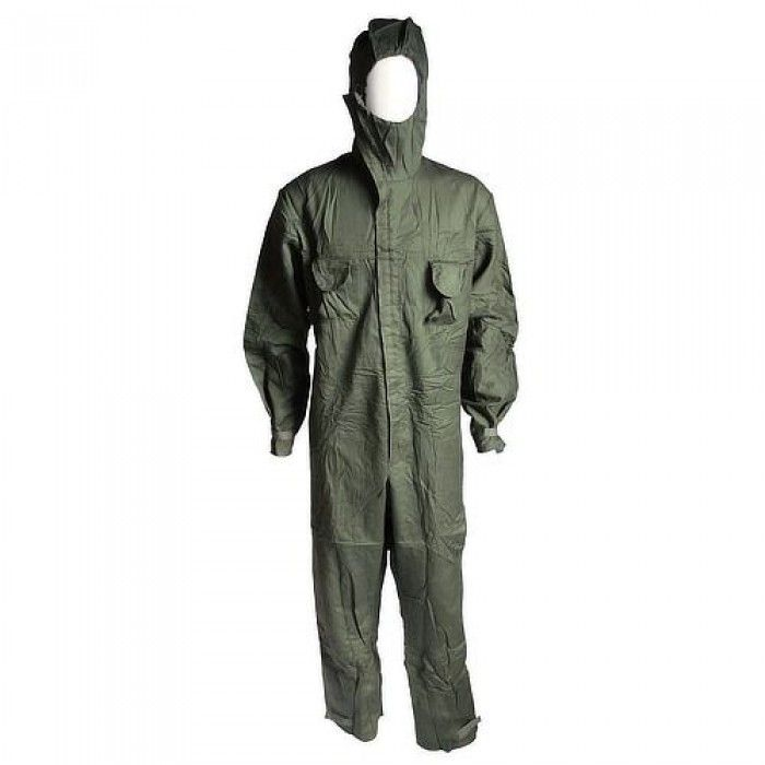 Belgium Military NBC Coveralls