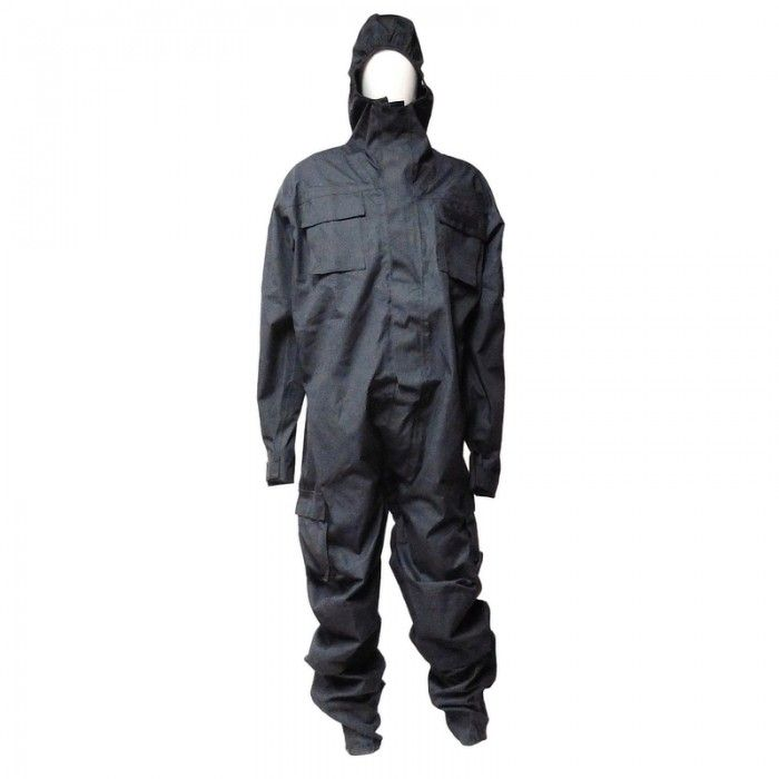 British Police Remploy CBRN Peeler Suit