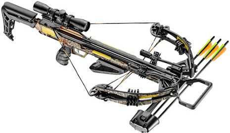 EK Archery 175lb Blade + Compound Crossbow Kit - Folium Camo