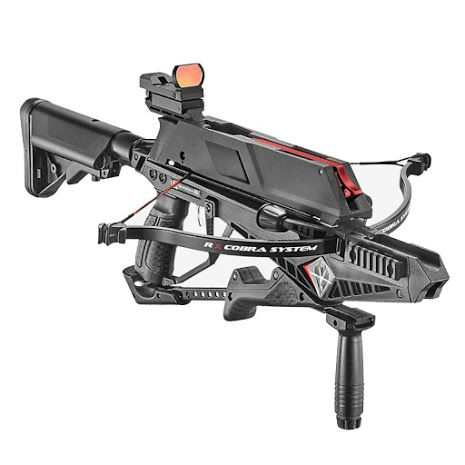 EK Archery Cobra RX Adder Self Loading 130lb Crossbow
