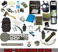 Emergency bug out bag - Ultimate