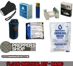 Emergency Flooding Disaster Kit - Basic