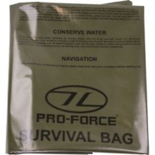 Highlander emergency Survival bag