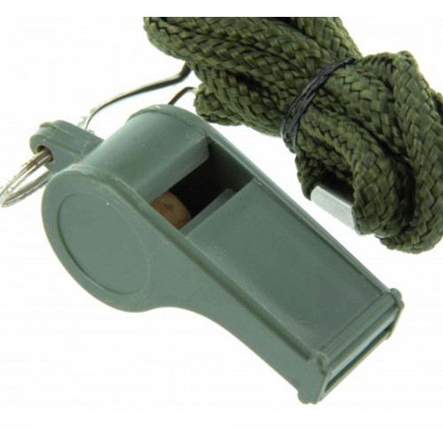 Highlander Referee Survival Whistle