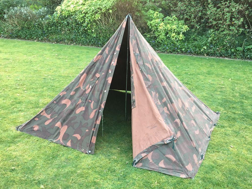 Hungarian 2 Man Teepee Tent