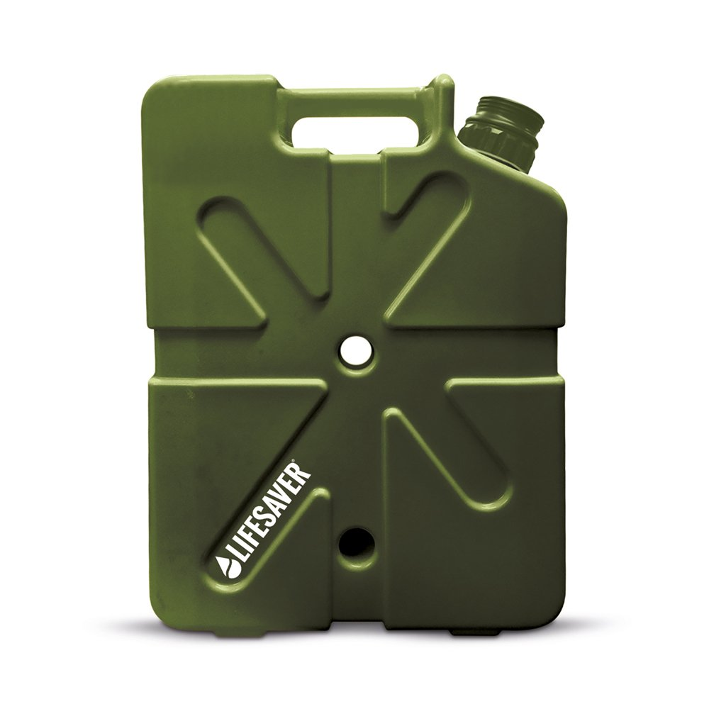 Icon Lifesaver 20000UF Water Purification Jerry Can - Green