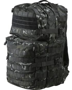 Kombat UK Assault 40 Litre Molle Bag - BTP BLACK