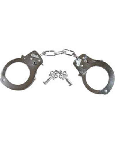 Kombat UK Handcuffs Black