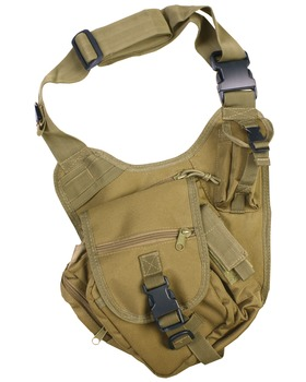 Kombat UK Tactical EDC Shoulder Bag - Coyote