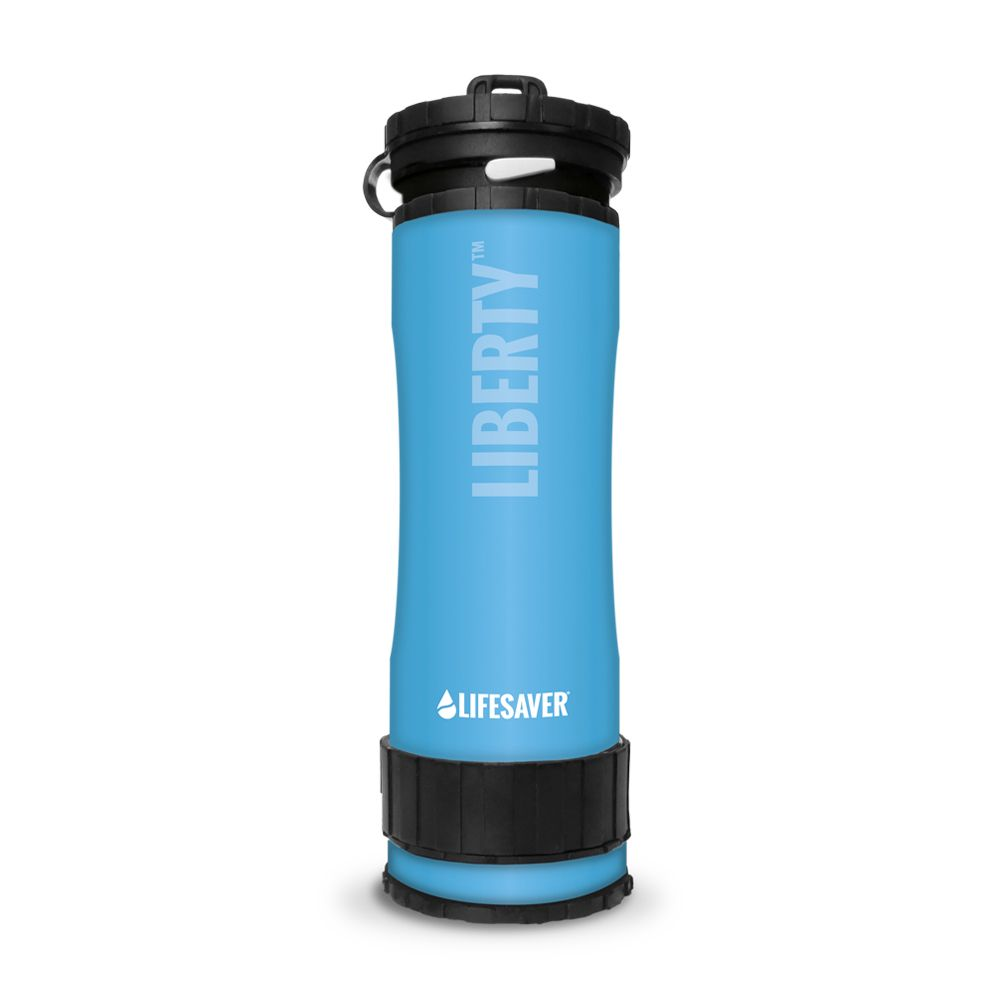 Lifesaver Liberty Water Bottle - Blue