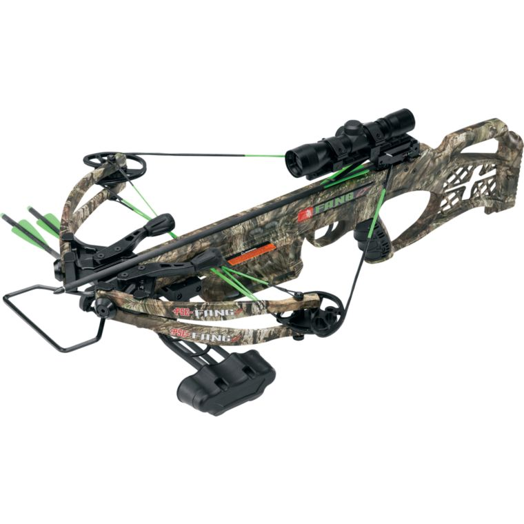 PSE Fang LT 165lb Compound Crossbow Kit