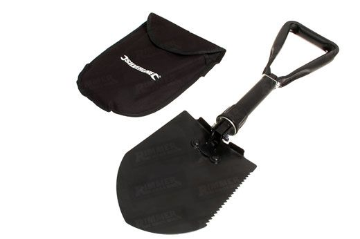 Silverline Folding shovel & Case