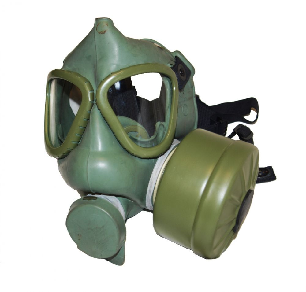 Genuine Yukoslavian Gas Masks Filter Preppers Survival