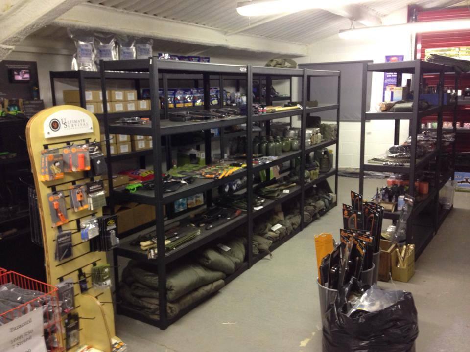Preppers Shop Contact Us